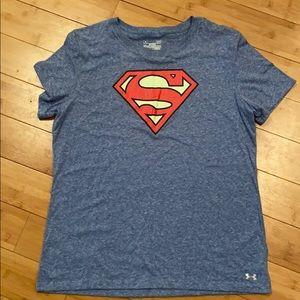 Under Armour (UA) Superman Tee